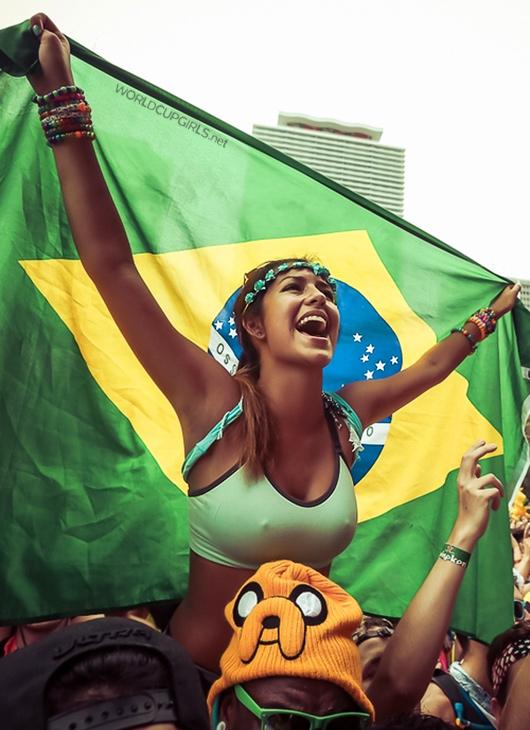 Brazilian girl movie