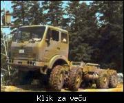 Vojni kamioni FAP (sve verzije)