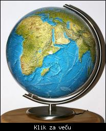 Globus I Karta