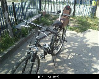 Restauracija bicikla by OMD