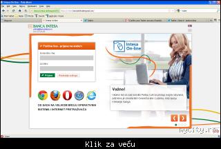 Banka Intesa Online